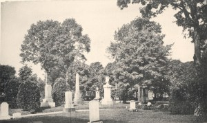 Oak Hill Cemetery top part 6