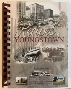 Recipes of Youngstown Book #2