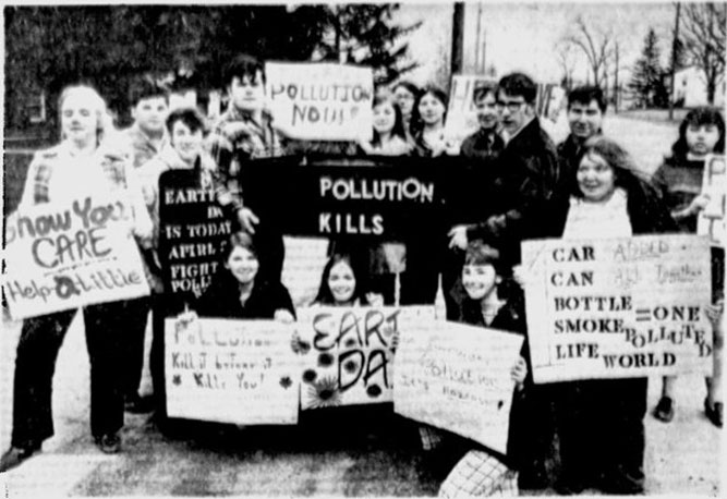 Time Capsule | April 22, 2020Mahoning Valley Earth Day History