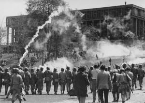 Kent State Tear Gas