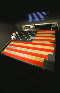 The Star-Spangled Banner and its conservators