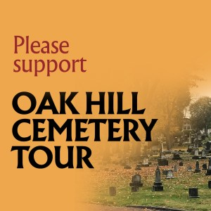 Donate to the Oak Hill Cemetery Tour
