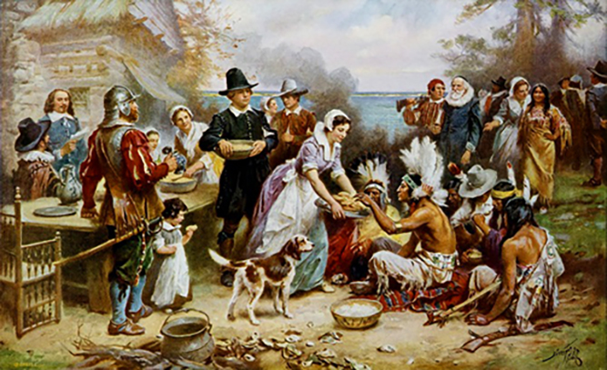 Holiday Time Capsule | November 27, 2020The History of Thanksgiving