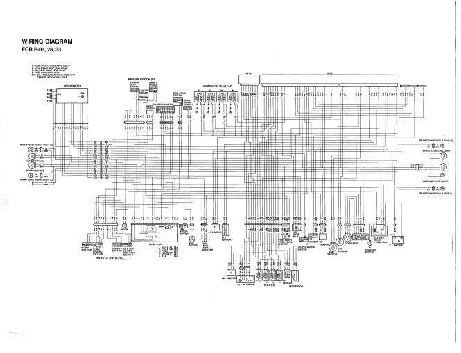 2007 hayabusa wiring diagram wiring diagram 2007 suzuki hayabusa wiring diagram images