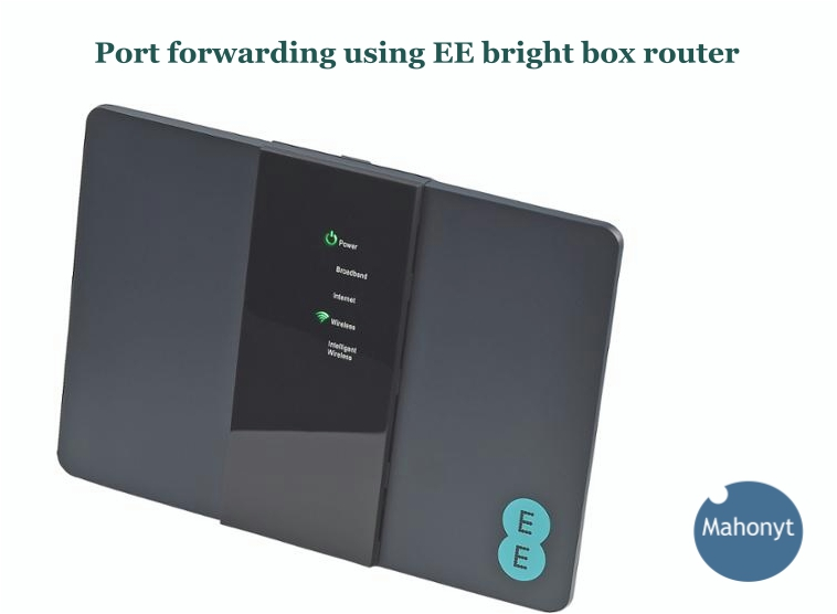 Port forwarding for Hikvision CCTV using EE router  » Mahonyt