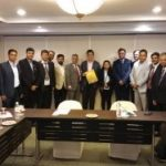 Sharing session with delegates from Nepal 30 July 18
