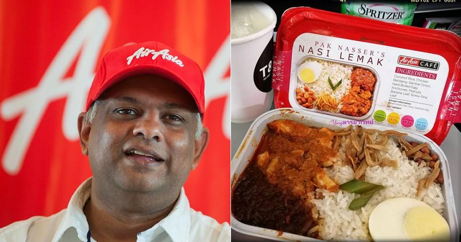 airasia fastfood