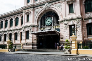 ho chi minh, city, what to do in ho chi minh, travel, visit ho chi minh, down town, market, shopping, peolpe, vietnam, sign, hart in to it, post office, Notre Dame Cathedral