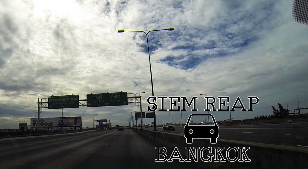 Asia, Border crossing, Cambodia, nightbus to Thailand from Siem Reap, Phnom penh, Poipet, sleeper bus Cambodia Thailand, Thailand, tickets to Bangkok from Siem Reap, visa on arrival Thailand, what to do in Siem Reap