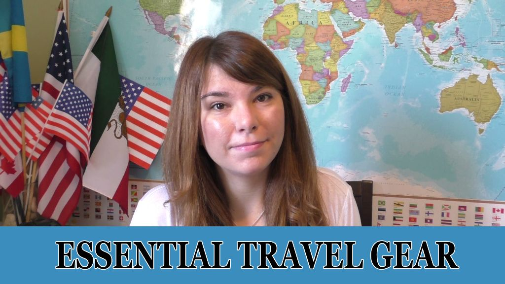 travel gear, travel tips, travel tips video