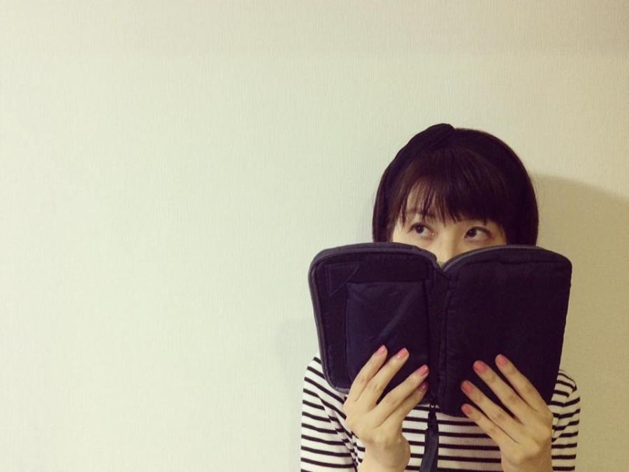 ぱふぱふした手触りが気持ちいい「TOGAKUREのブックカバー」