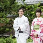 Kimono Rental at Osaka