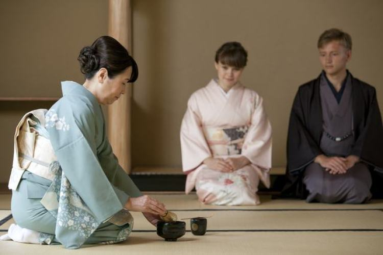 Honeymoon Photo shooting and Private tea ceremony