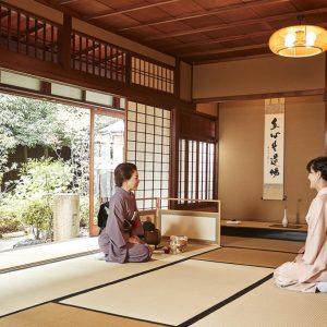 Tea Ceremony Kyoto Machiya