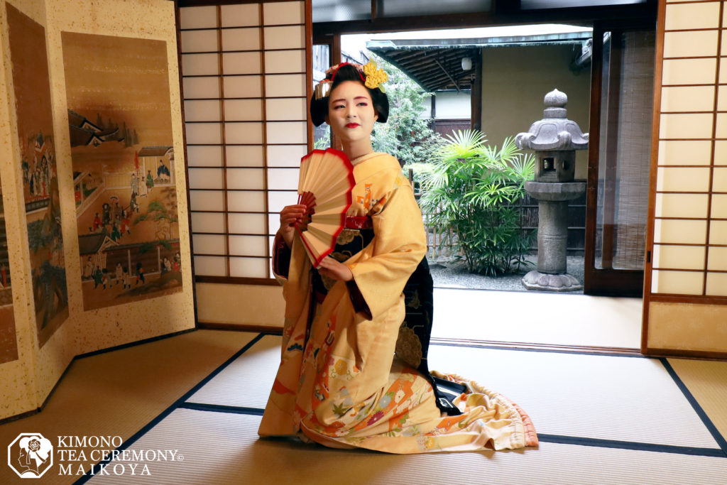 geisha maiko experience kyoto