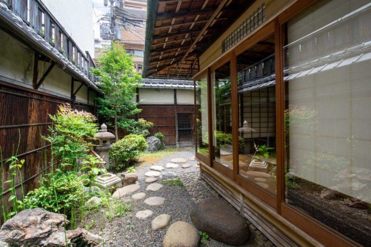Tea Ceremony at Machiya house