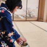 Kimono Tea Ceremony Maikoya
