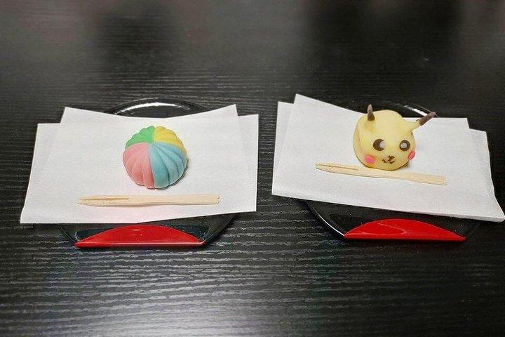 Sweets Making Wagashi
