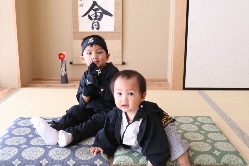 Kimono for kids and families 3