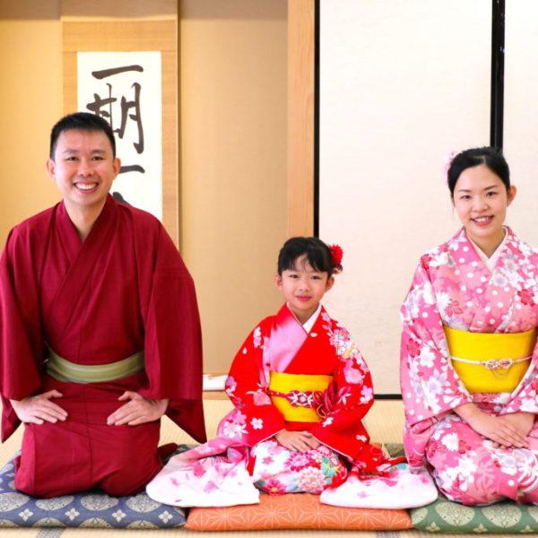 Kimono for kids and families 2
