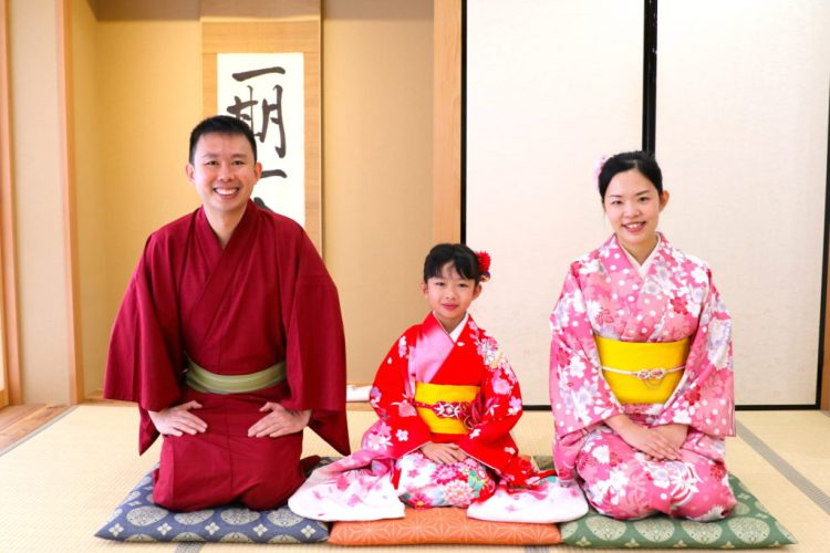 Kimono for kids and families 2