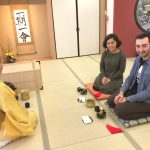 casual tea ceremony