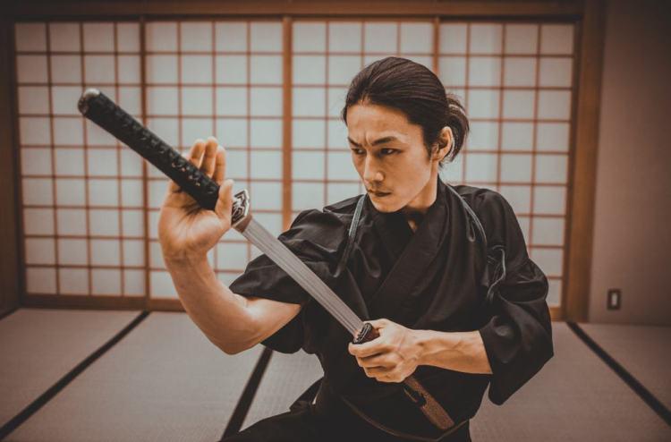 kyoto samurai show 1