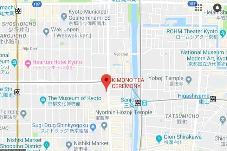 Maikoya map