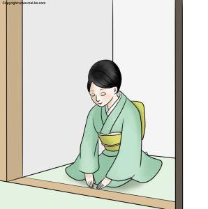 Japanese Tea Ceremony etiquette