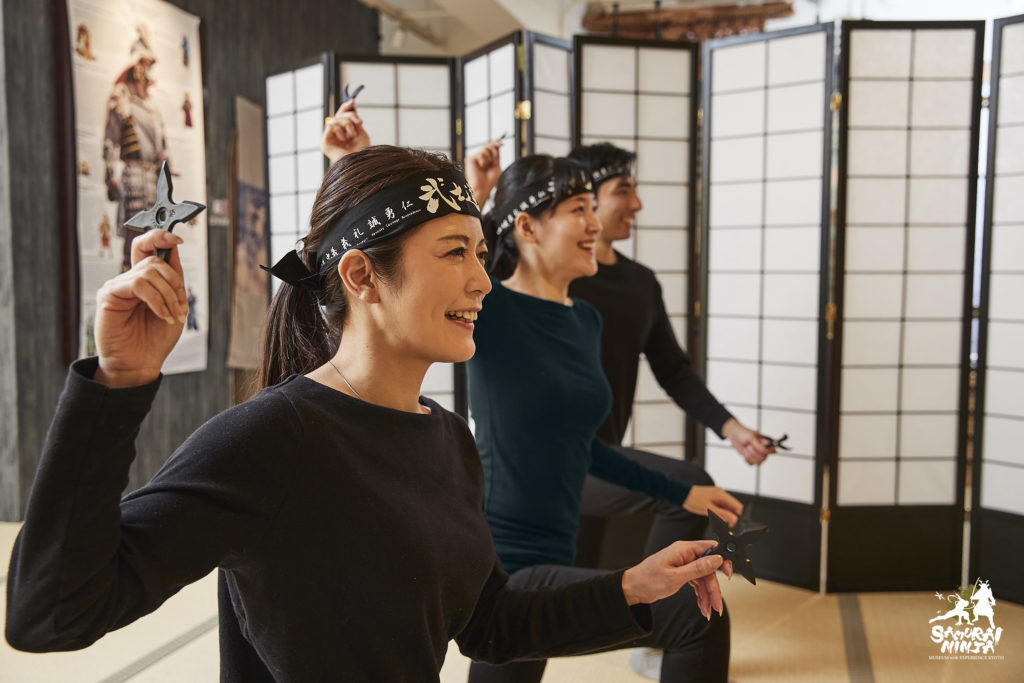 Ninja Experience in Kyoto (Family & Kid Friendly) Basic ticket included