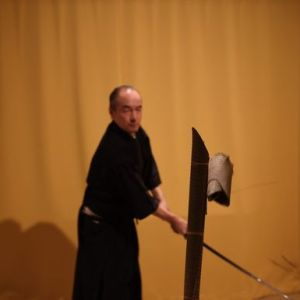 Samurai Sword Cutting Experience