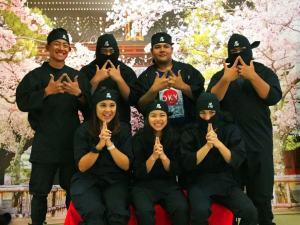 kyoto ninja experience