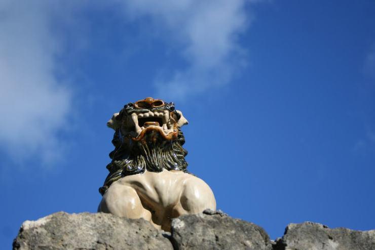 Løven på taket