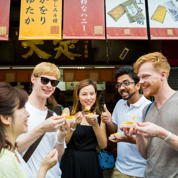 Tsukiji Market food tour
