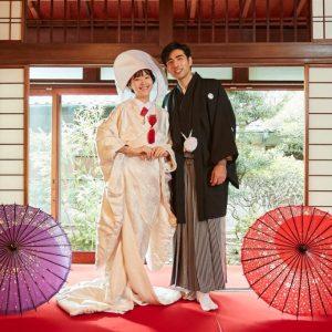 wedding kimono photo