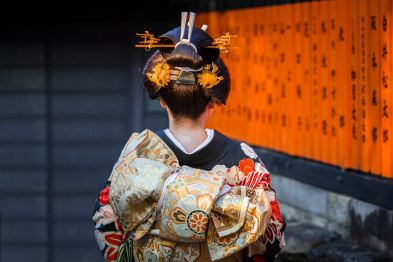 Where to spot a real geisha in Kyoto