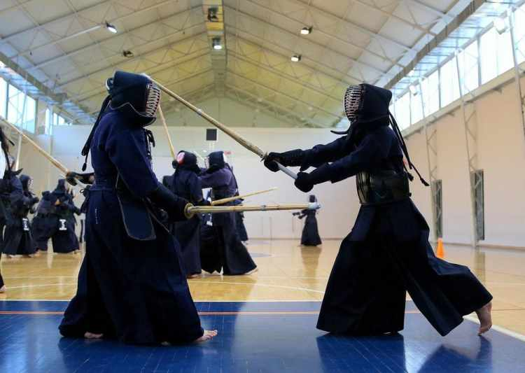 Kendo and Iaido