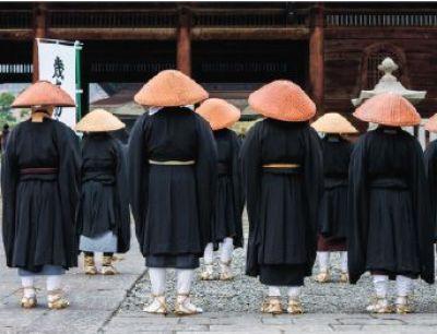 Buddhist monks (Obo-san, Bouzu)