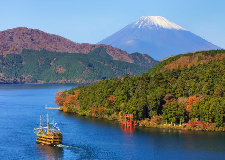 Hakone honeymoon ideas