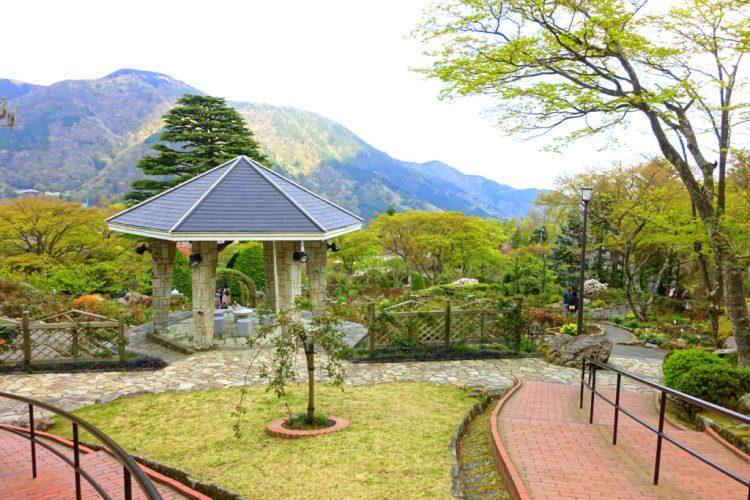 Gora Park - Hakone, Kanagawa, Japan.