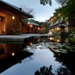 Hoshinoya Kyoto in Arashiyama, Kyoto