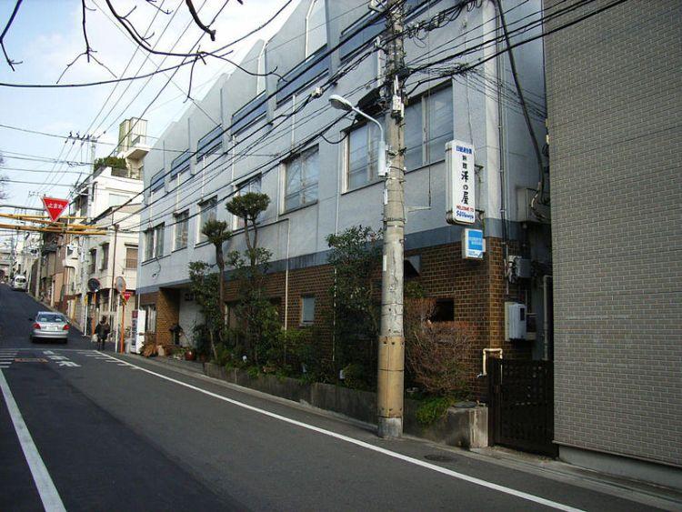 Sawanoya at Yanaka, Tokyo by Starbacks, 2008