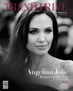 Angelina Jolie Trend Prive Magazine