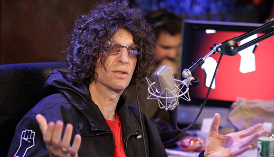 Howard Stern: The Newest Victim of Twitter