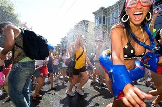 Nay to Bay to Breakers (1/3)