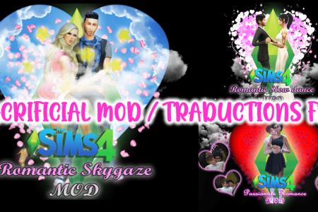 Mod romantiques Sacrificial Sims 4