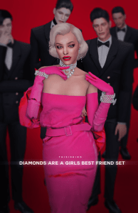 Kiro Diamonds Are A Girl's Best Friend Set