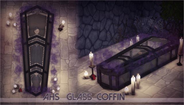 Mathcope's Studio : Cercueil de verre !