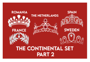 The Continental Set : Couronnes !