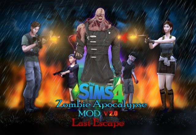 Sacrificial : Traduction FR Zombie Apocalypse !
